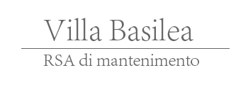 Villa Basilea RSA di mantenimento Logo